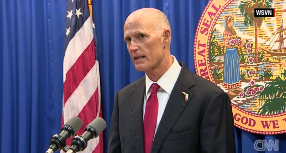 After the deadly Florida school shooting, Gov. Rick Scott announced a plan to keep students safe in his state, including suggestions to raise the minimum age to buy a gun, keep weapons out of the hands of the mentally ill and ban the sale of bump stocks https://t.co/xZNZkbRp8p