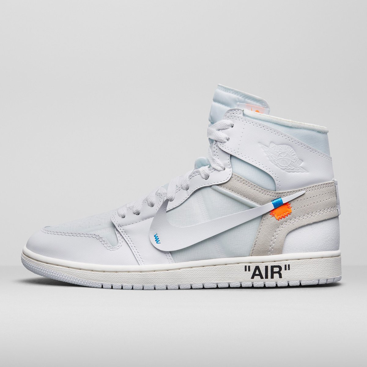 525ed1719de1db Off-White x Air Jordan 1 now releasing March 3rd in Europe  https   j23app.com s 1805  Men s AQ0818-100 £160 Grade School AQ8296-100  £130pic.twitter.com  ...
