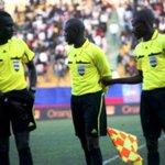 Image for the Tweet beginning: Supercoupe d'Afrique : un arbitre
