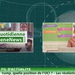 Image for the Tweet beginning: La Quotidienne de SeneNews N°105