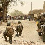Image for the Tweet beginning: Mali: «plus d'une trentaine» de