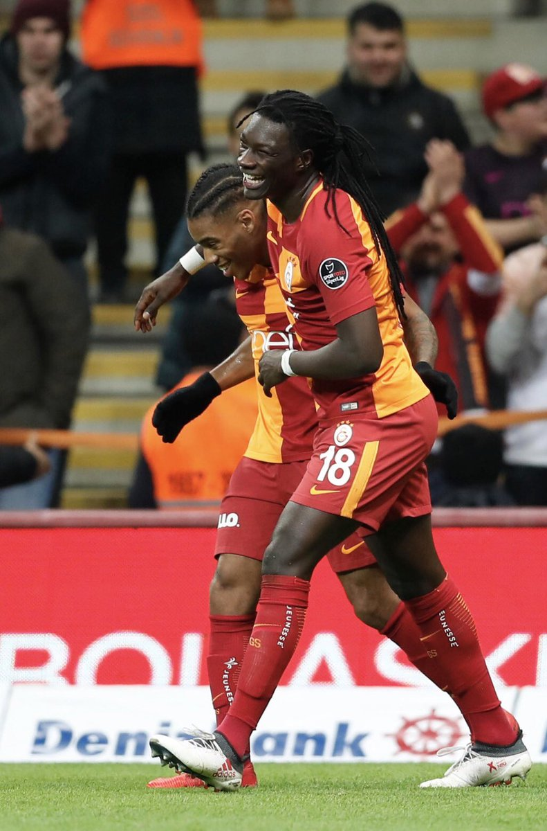 So happy with the result. Bring on the next round👊🏿 👊🏿👊🏿  #Hedef21  #SaldirGALATASARAY