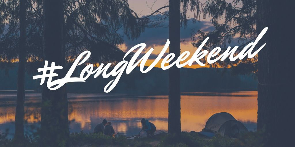 Looking forward to a #LongWeekend with f...