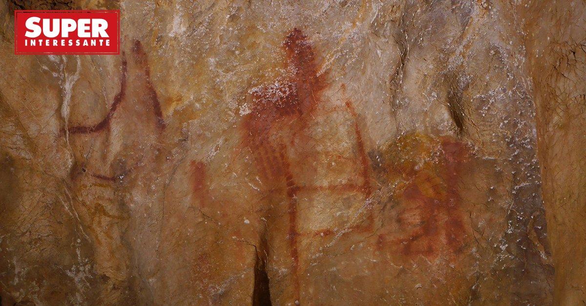 Os Neandertais, e não os Homo Sapiens, foram os primeiros artistas da Terra: https://t.co/8aZKTKs0sD