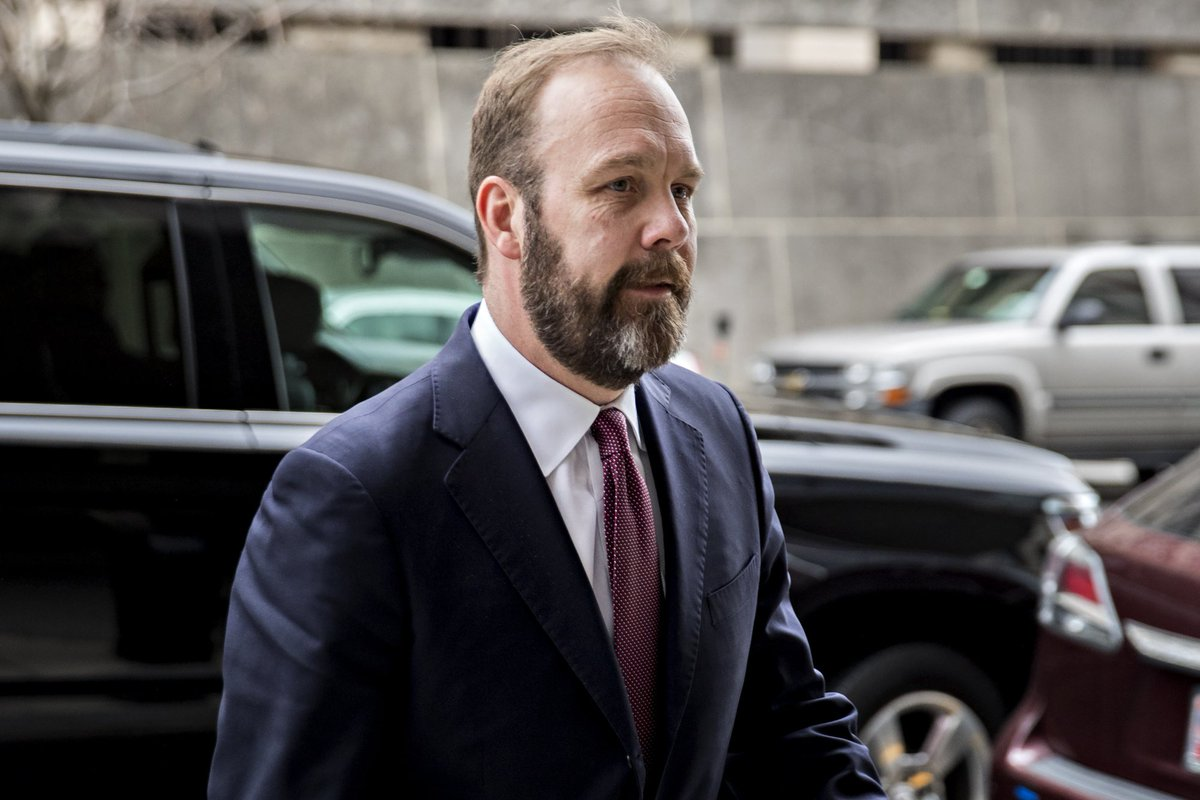 BREAKING: Rick Gates pleads guilty https://t.co/y2yYJwwhfl