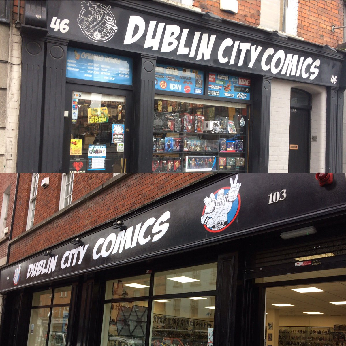 Dublin city comics dublincitycomic twitter dublin comic con and geek ireland solutioingenieria Gallery