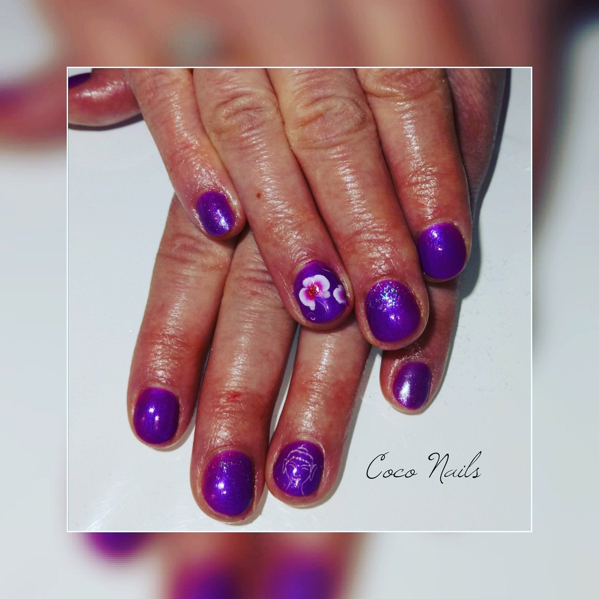 Coco Nails On Twitter Ongle Gel Onglegel Vernissemipermanent