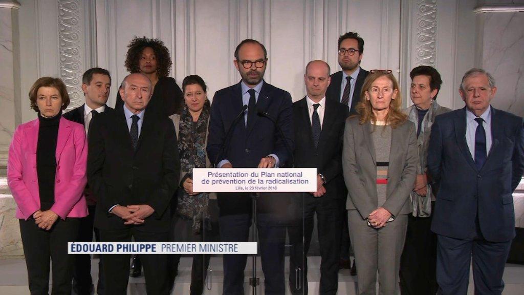 VIDÉO - Ce que contient le plan de déradicalisation présenté par Edouard Philippe https://t.co/bNwOTzmivF