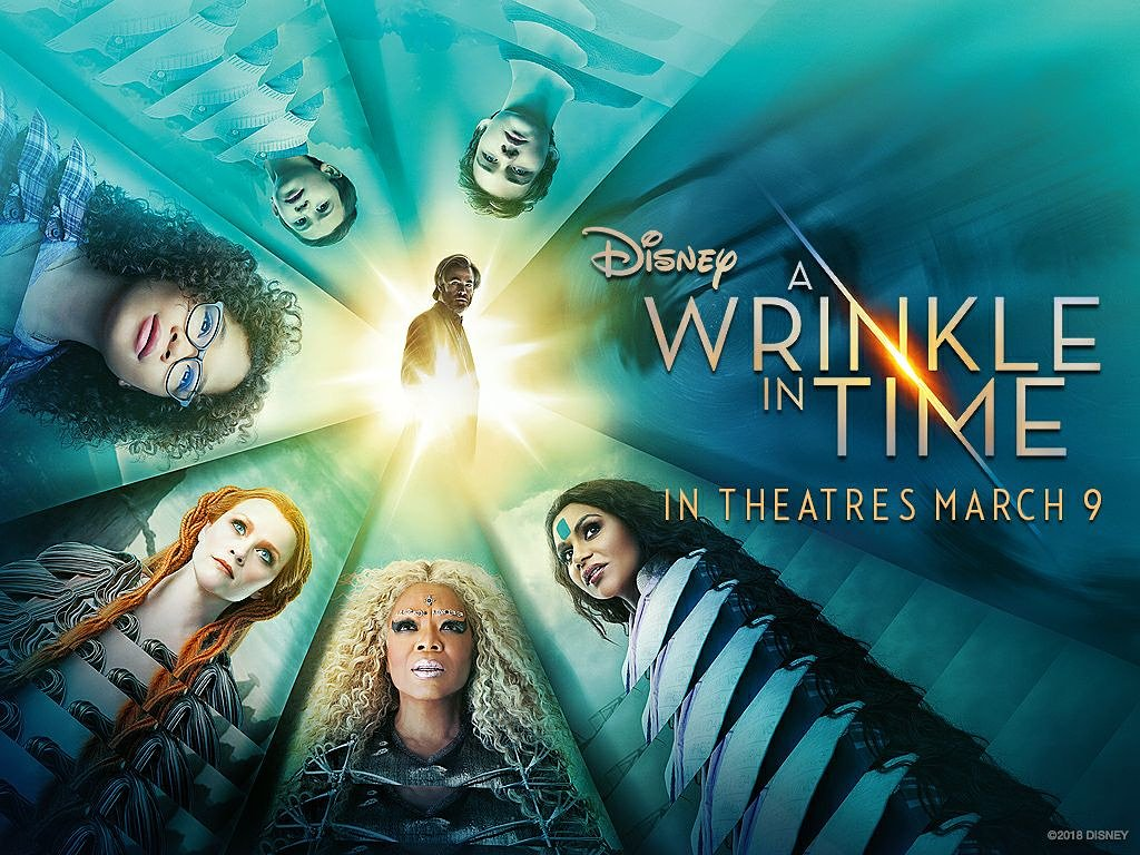 Locked Canada On Twitter A Wrinkle In Time Race The Darkness