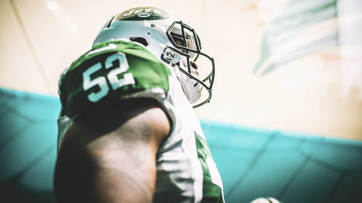 ICYMI: #Jets great David Harris has announced his retirement   Statements from Christopher Johnson, Mike Maccagnan and Todd Bowles ➡️ https://t.co/TVadQkV7Do