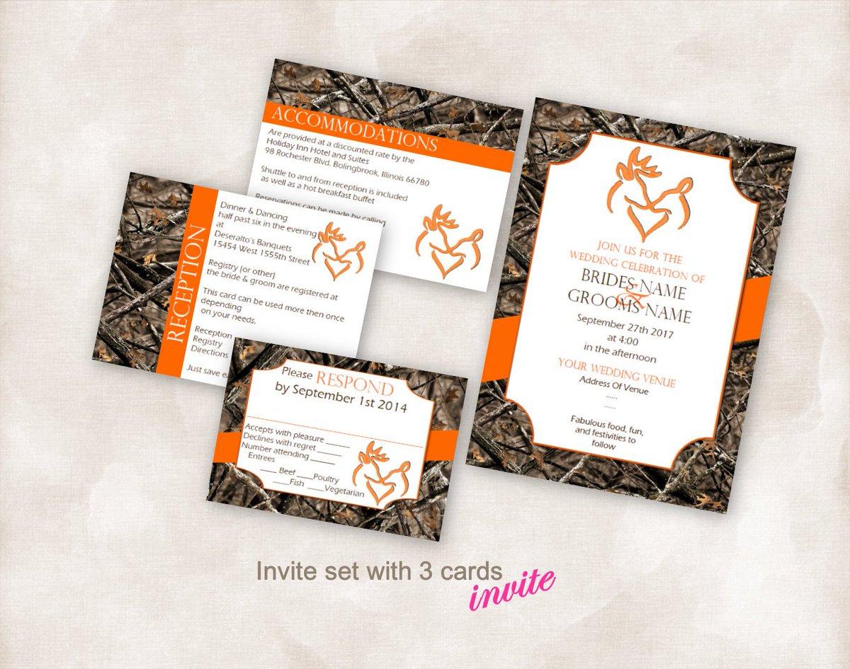 camo wedding invitations hashtag on Twitter
