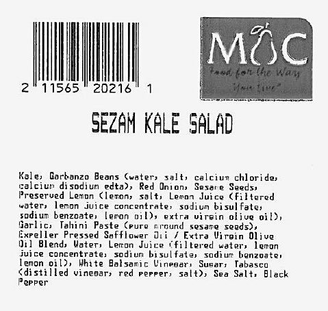 Kale warnings