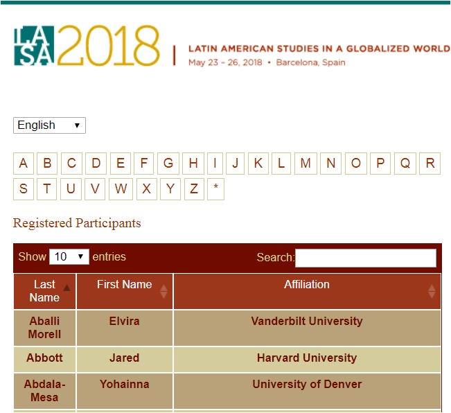 LASA Latin American Studies Association On Twitter Did You