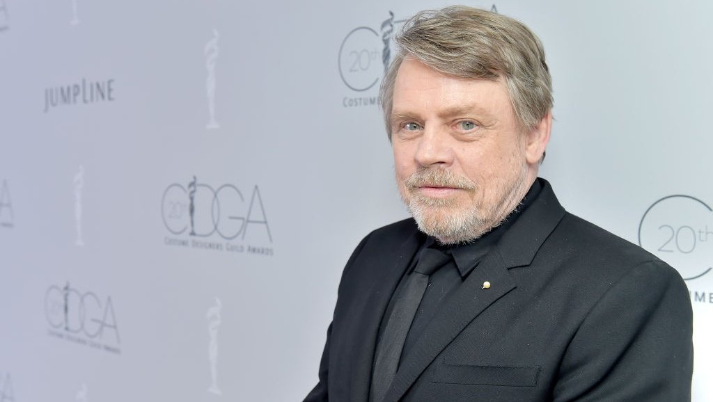 Mark Hamill to receive star on Hollywood Walk of Fame https://t.co/mpIF7mWjOQ