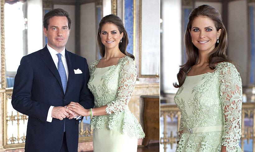 El vestido de compromiso de Magdalena de Suecia se convierte en una pieza de museo. https://t.co/J8zWNM1Euo