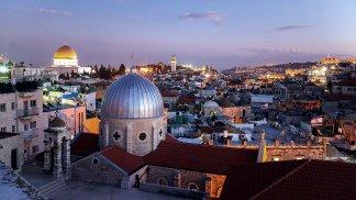 Jerusalén twitter.