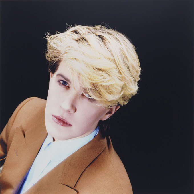 Happy birthday David Sylvian. 60 today. Still.lobe his early Japan and solo stuff. Also an early man crush