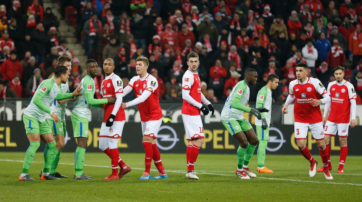 Mainz 05 vs Wolfsburg:
