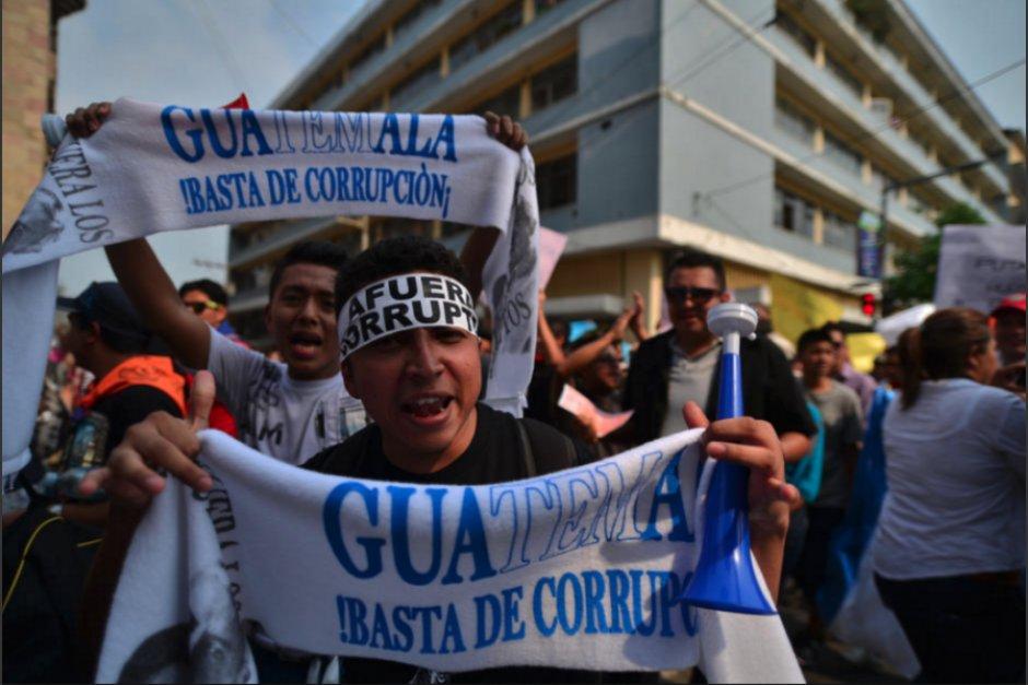 Así perciben la corrupción los guatemaltecos, según informe: bit.ly/2EXxwne
