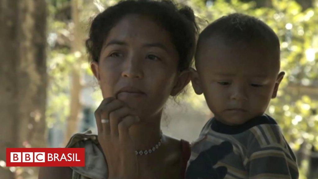 #BBCCurtas As imagens da fome na Venezuela marcada pela escassez de comida e superinflação https://t.co/bbUqQUKSw1