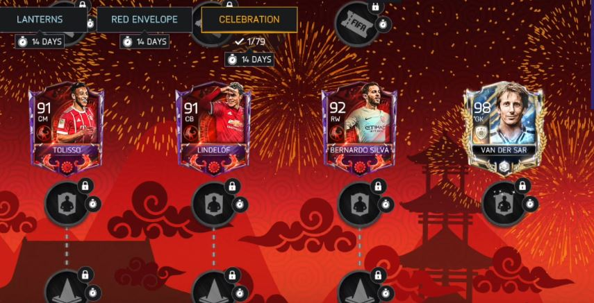 At least Lunar New Year is coming to FIFA Mobile anyhow. Better late than never 🤷♂️#LunarNewYear