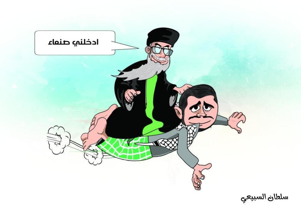 كاريكاتير #الرؤية ريشة: سلطان السبيعي #م...