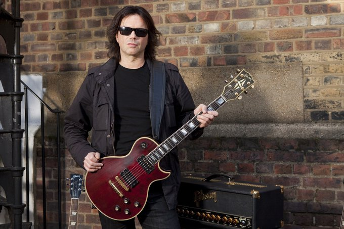 Happy birthday to John Norum of Europe