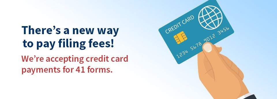 Uscis On Twitter Credit Cards Not Just For The N 400 Anymore Now