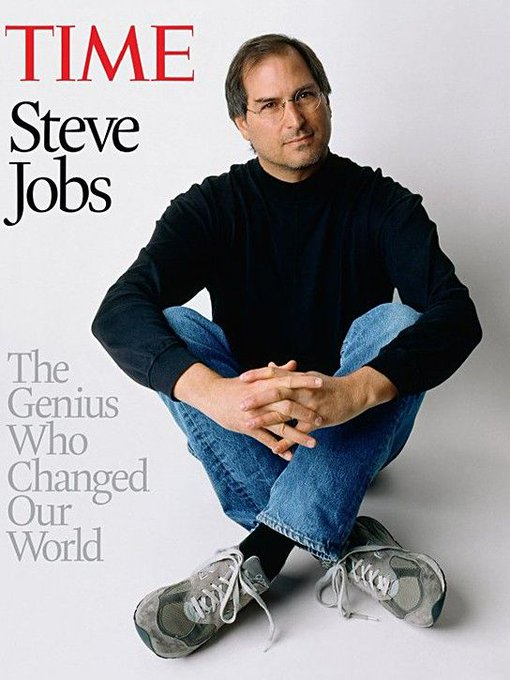 Happy birthday Steve Jobs He would have turned 63 today <3