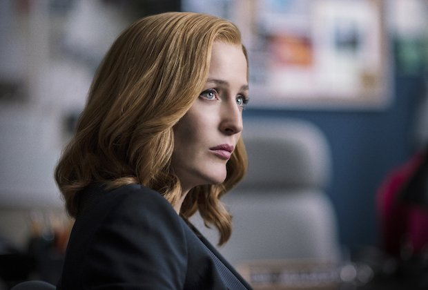 Happy Birthday Dana Scully!