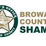 Image for the Tweet beginning: Broward County Shame: Sheriff Israel