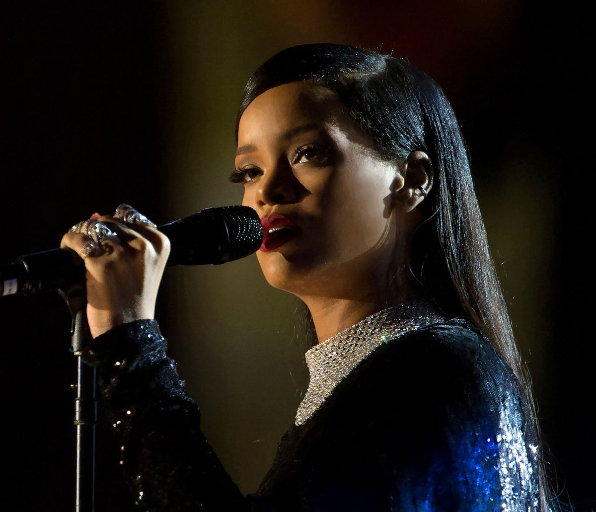 'Everyone's cool with a young black woman singing, dancing, partying. But when it comes time to negotiate, to broker a deal, she is suddenly made aware of her blackness.' - Rihanna. https://t.co/8JaapLyioj