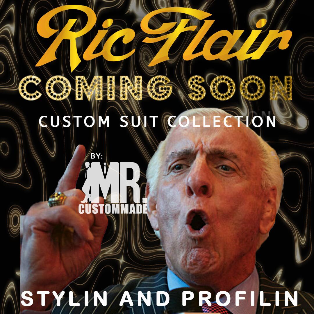 Soon You Will Be Able To Dress Like The Naitch! Stylin' And Profilin'! WOOOOO! mrcustommade.com/index.php/ric-…