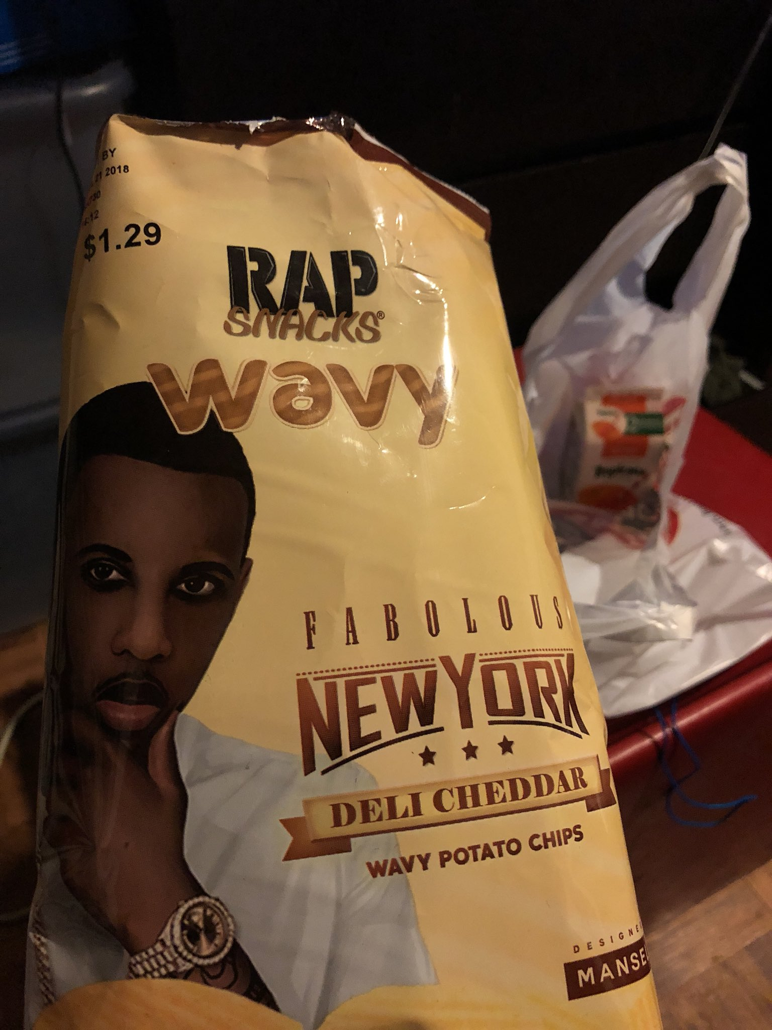 Told y'all 🔥 RT @JuneBMaccen: @myfabolouslife dawg this shit really the Wave. https://t.co/1nyTZY9WcR