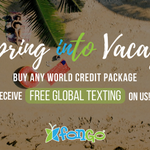 Who's going away for #SpringBreak?! ✈️🌴🌞  Catch this deal before you take off somewhere warm & tag your friends so they can save too! #FriendsThatFongoTogetherLastForever