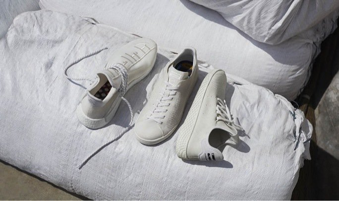 30ba1d1495282 The  adidasoriginals Hu Holi Blank Canvas collection was inspired by the  ancient spiritual Holi Festival in Jaipur India. Layer your own colors or  keep it ...