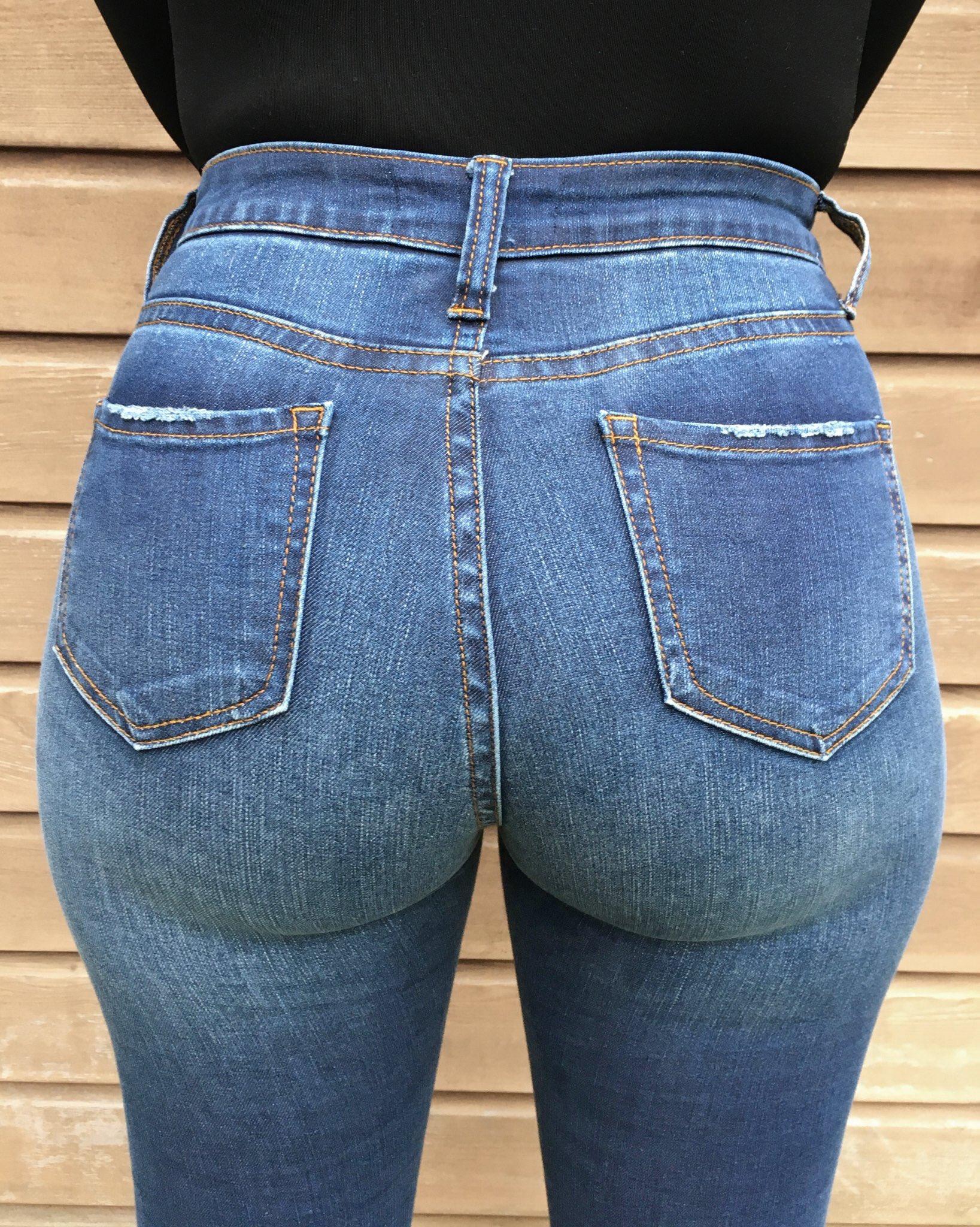 Sexy Arsch Jeans
