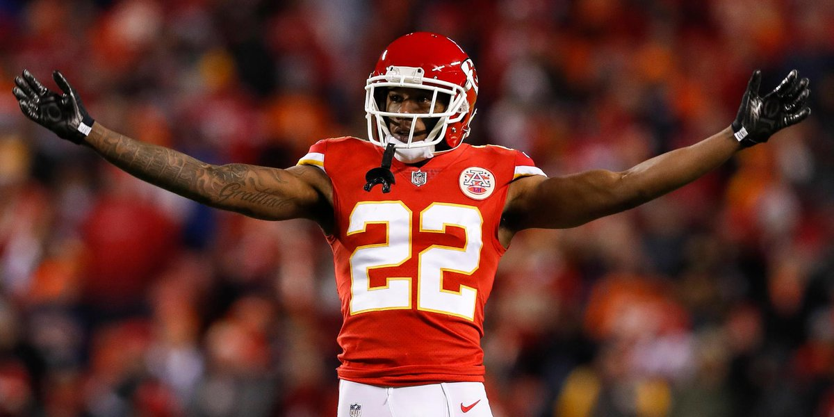 Since he entered the league in 2015, no player has more INTs (19) and passes defensed (55).  Six mind-boggling @marcuspeters stats: https://t.co/rsyIY77gxI