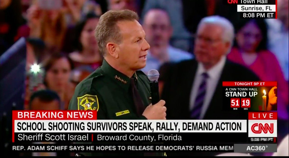 #ResignSheriffIsrael Dominates Twitter After Damning Parkland Reports Surface https://t.co/6L6Z3SNjwb