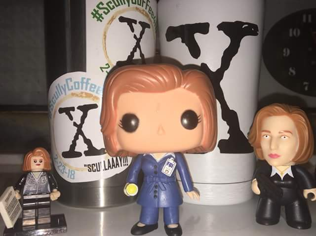 Happy Birthday, Dana Scully! Celebrate by donating to !