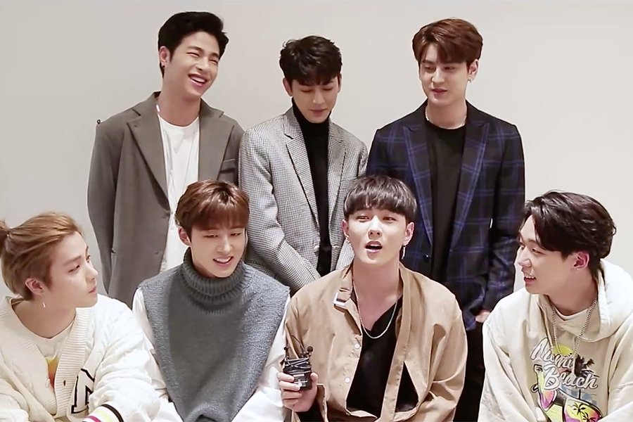 Meet a different side of iKON: The K-pop boy band open up talking about #LoveScenario, their relationship with @psy_oppa and answering crazy requests in our exclusive interview with @YG_iKONIC: https://t.co/Y4Wcejn4PS