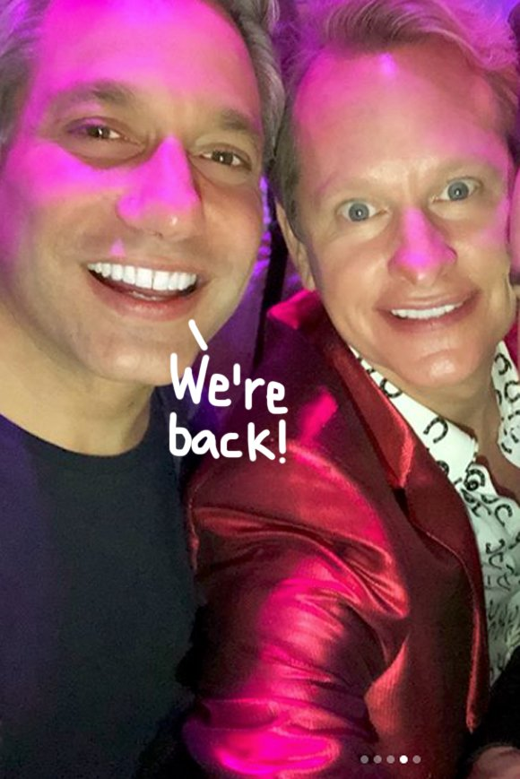 OG #QueerEye stars are coming back to @Bravotv! EXCLUSIVE DEETS HERE! https://t.co/9I72fz5zBv https://t.co/uF6LBoUICy