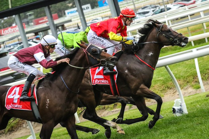 2018 Oakleigh Plate: Russian Revolution Just Hangs On