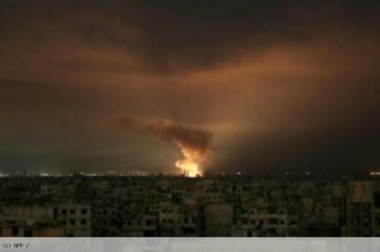 Frappes sans répit sur le fief rebelle de la Ghouta en Syrie, 21 civils tués https://t.co/XZLOq9pkX7