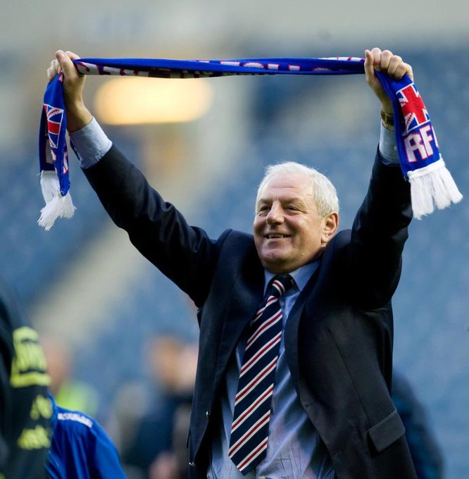 Happy 70th birthday to Walter Smith. A true Legend.