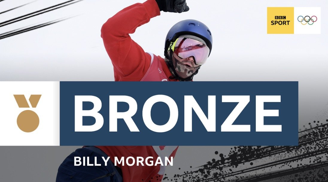 This makes it GB's most successful winter Olympics ever! Well done #BillyMorgan https://t.co/iXonRMibNr