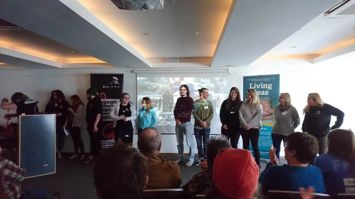 Congratulations to @YSbeachrangers on their bronze awards 👏 #yourshore2018 #YourShore @CwallWildlife #conservation #wildlife #OurBluePlanet