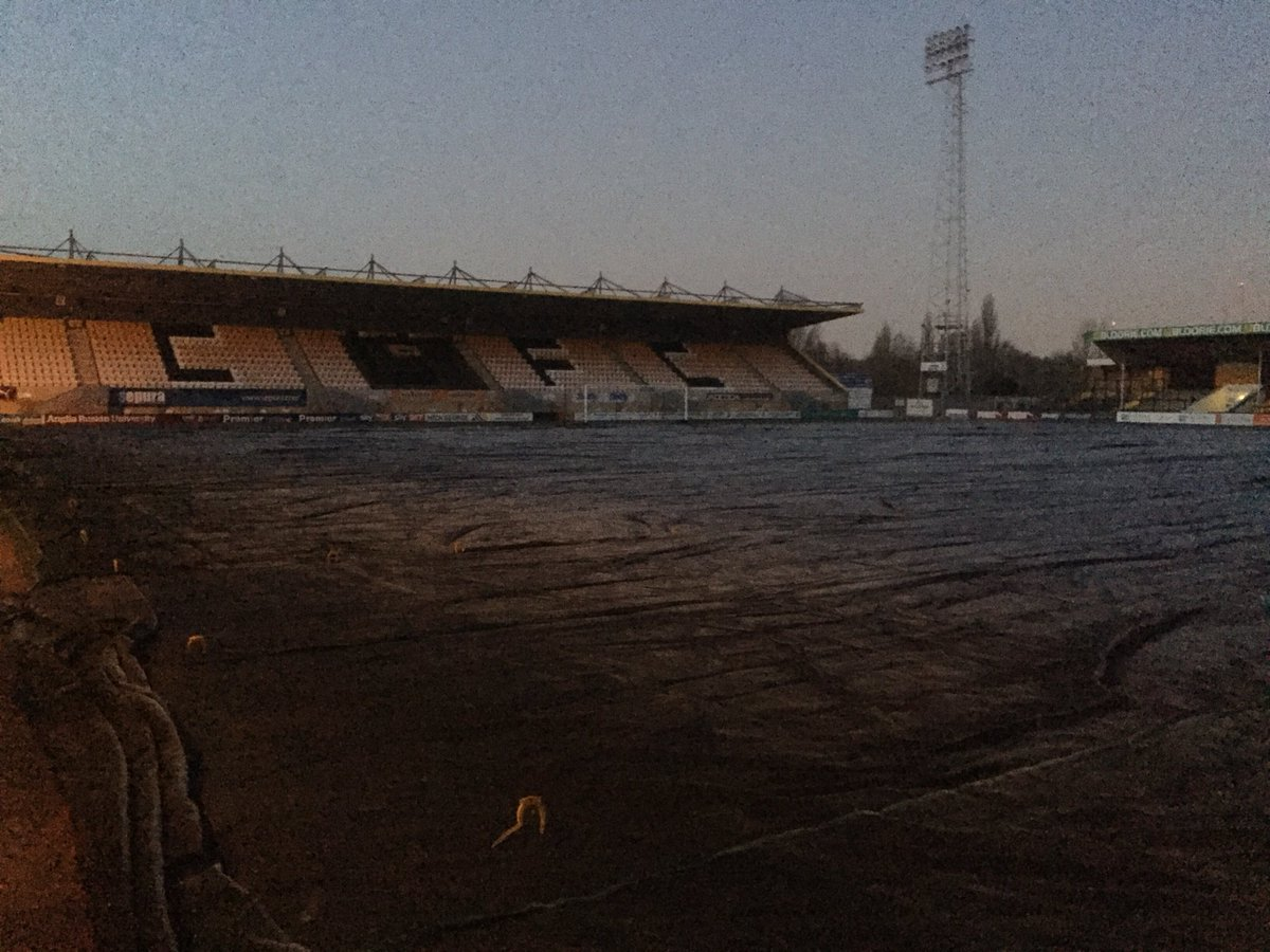 test Twitter Media - Good morning from a frosty @CambridgeUtdFC Abbey Stadium where our amazing supporters have slept out and raised an incredible £15,000! #streetchildworldcup #RoadtoMoscow Huge thanks to @CUCTrust https://t.co/ARgYiDjW8f https://t.co/tFMTskv8to