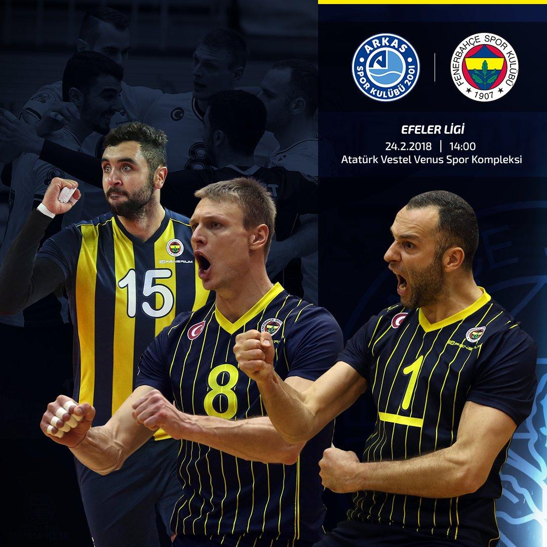 Gündem | Fenerbahçemiz Efeler Ligi 22. h...