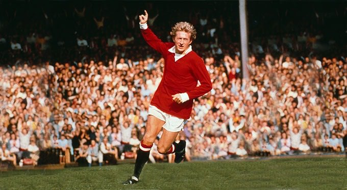 Happy birthday to the king, Denis Law!